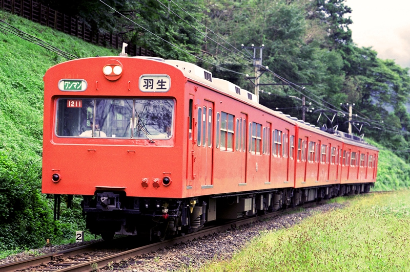 2007年9月24日 白久~武州日野にて