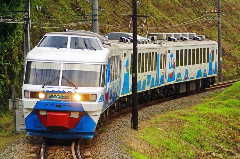 2008年10月7日 田野倉~上大月にて
