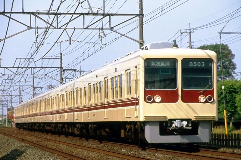 2007年6月4日 八柱~常盤平にて (2)