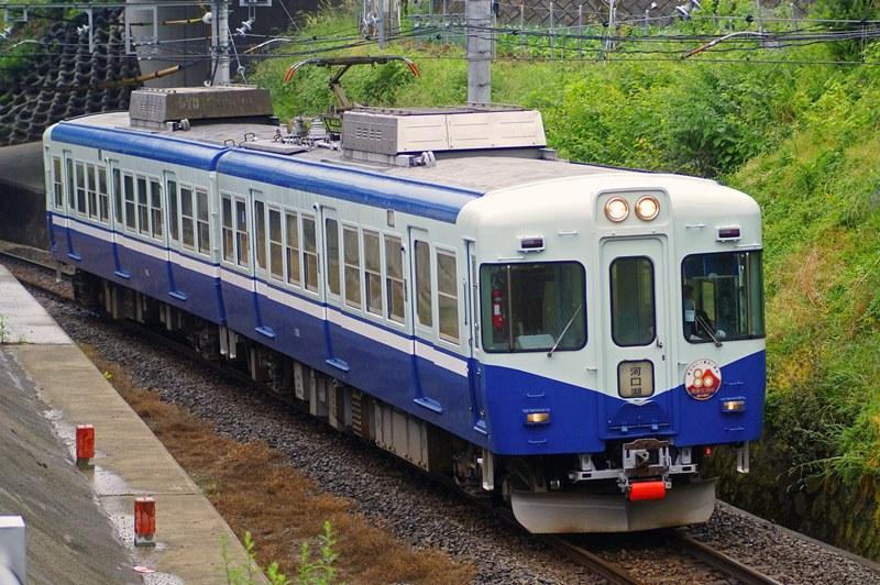 2009年6月5日 上大月~田野倉にて