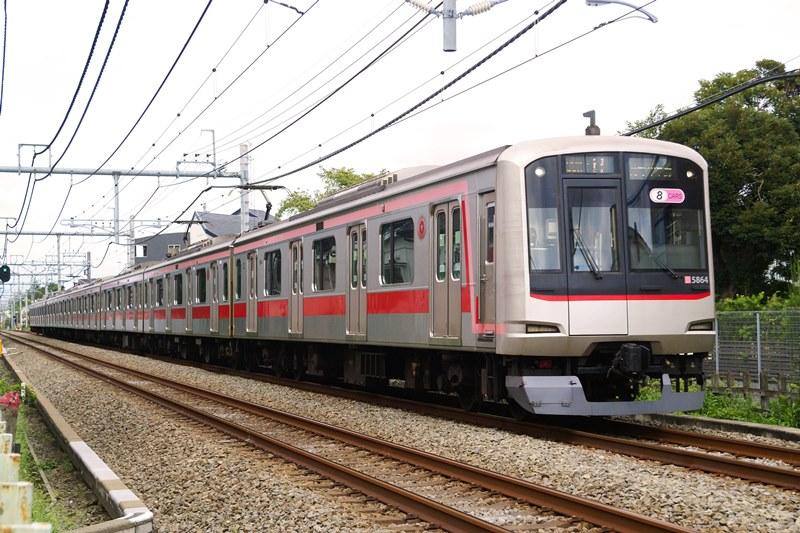 2014年9月3日 秋津~清瀬にて (2)
