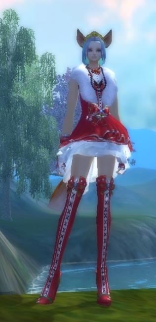 このファッション可愛いね!