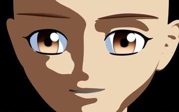 トゥーン瞳47