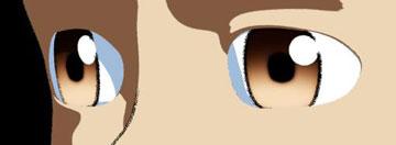 トゥーン瞳65