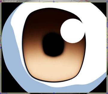 トゥーン瞳68