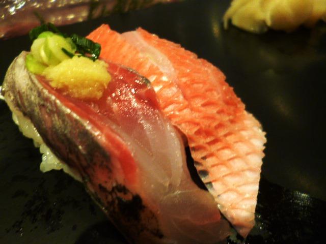 金目鯛は高知産です