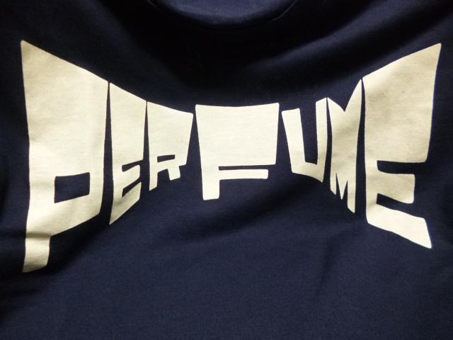 Perfume新作Tシャツ