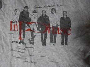 高橋幸宏 With In Phase のTシャツです