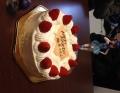 海未ちゃんのケーキ♡