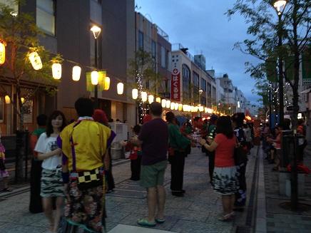 7052014Fukuyama七夕祭りS