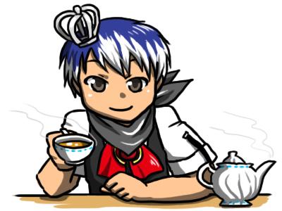 ナチルーム140907_3お茶