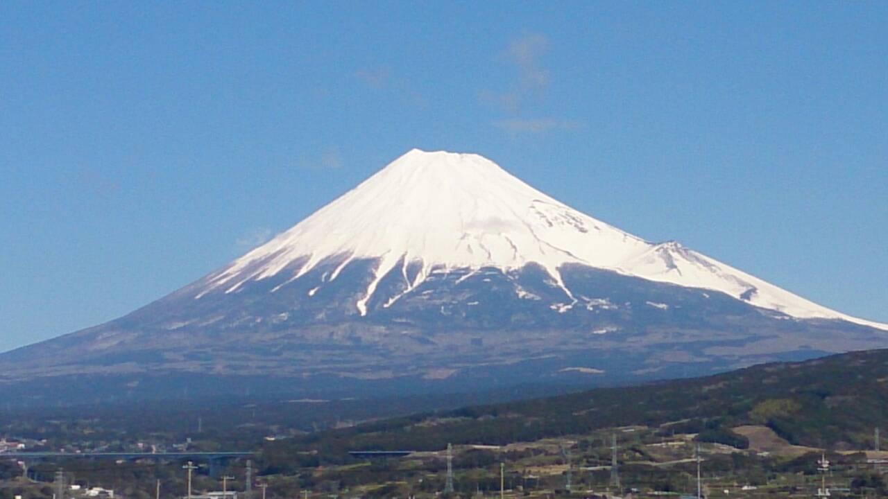 富士山2014春