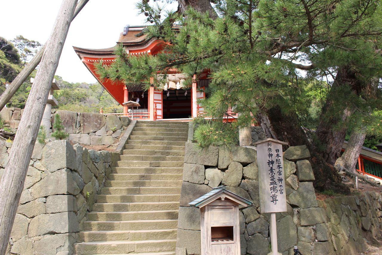 日御碕神社-10