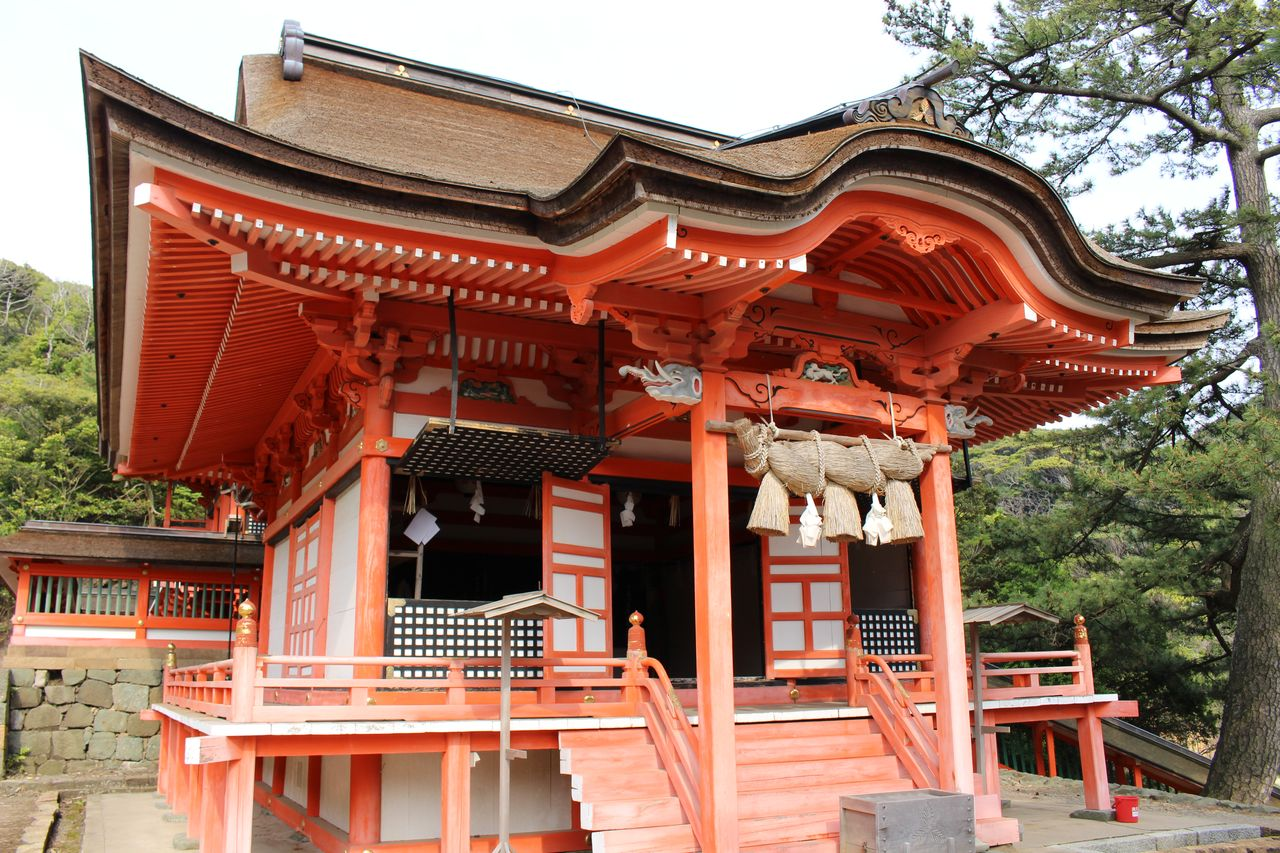日御碕神社-2