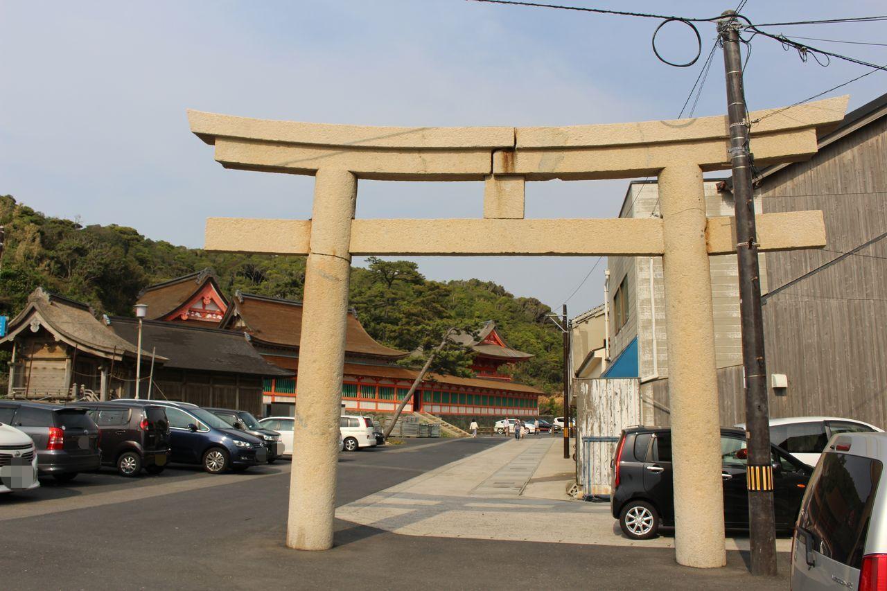 日御碕神社-17