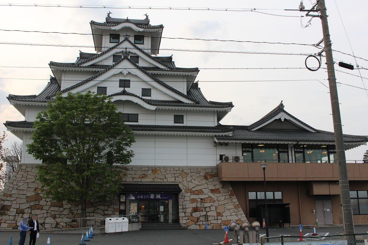 お菓子の壽城-1