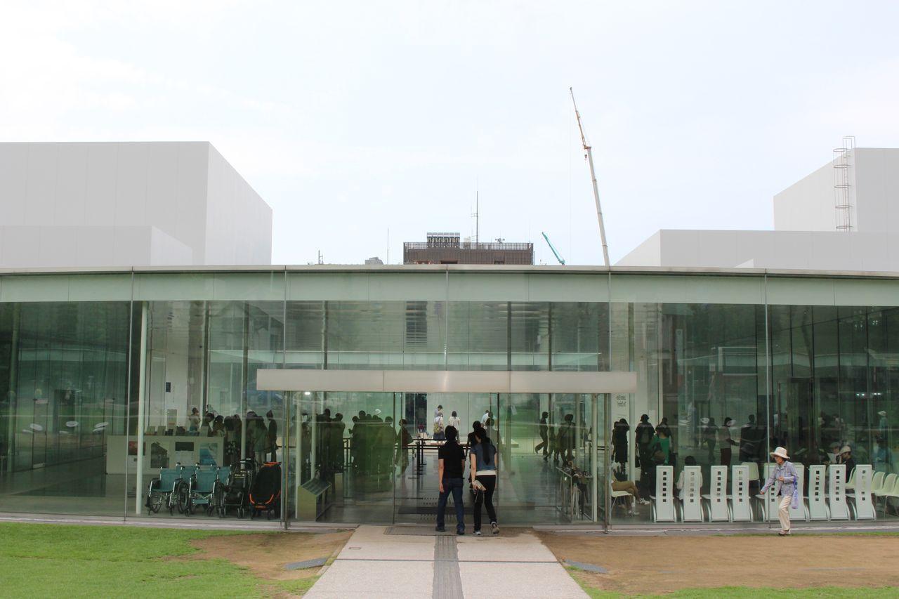 金沢21世紀美術館-1