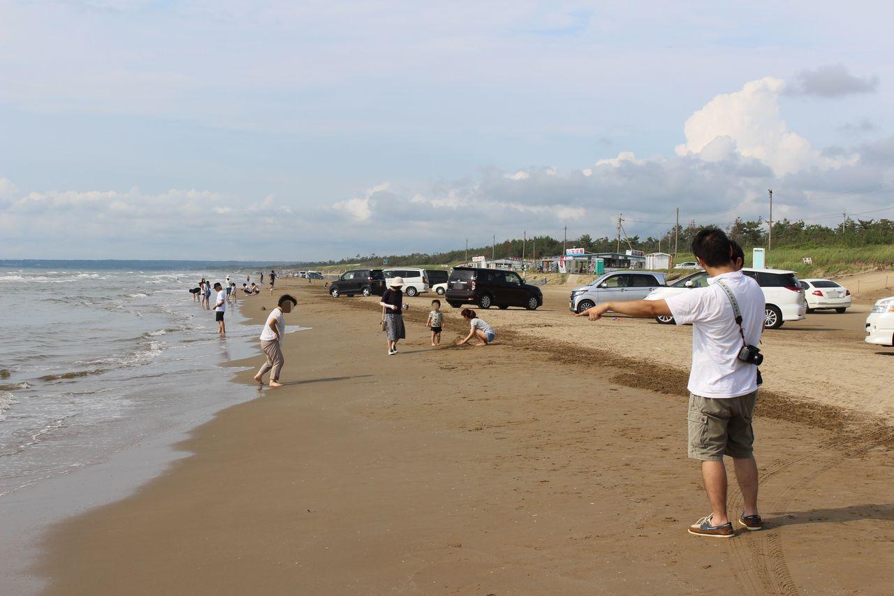 千里浜なぎさドライブウェイ-1