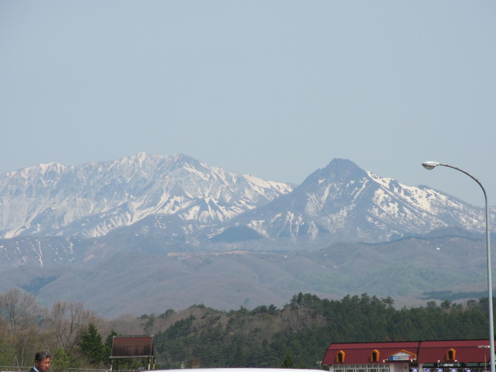 蒜山高原SA-3