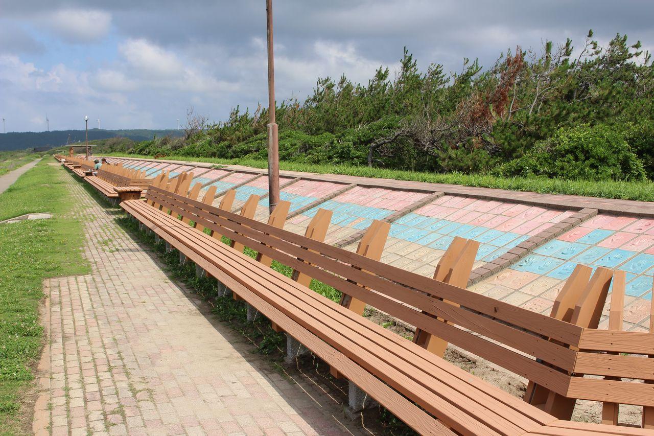 世界一長いベンチ-2