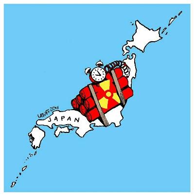他国を殺戮する集団的自衛権、反撃テロに狙われる日本54基の原発!日本海=新潟柏崎刈羽原発、福井原発群