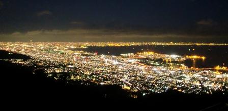 3月 六甲夜景