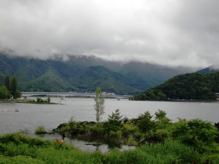 河口湖 10