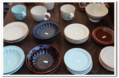 益子 春の陶器市