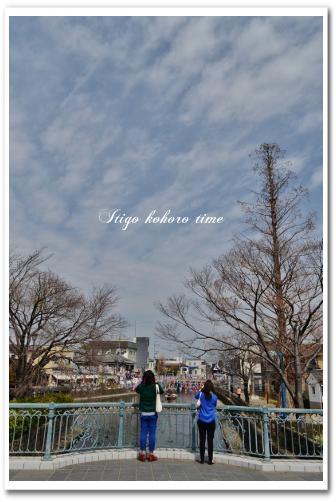 蔵の街を散歩