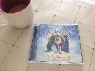 アナ雪CD