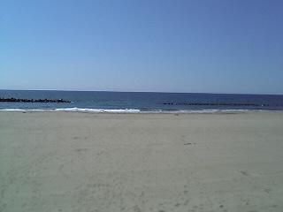 6月の日本海