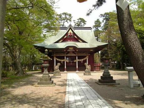 余目八幡神社_20080425