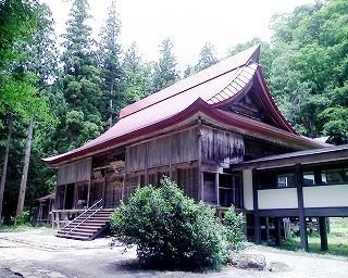 口之宮 湯殿山神社