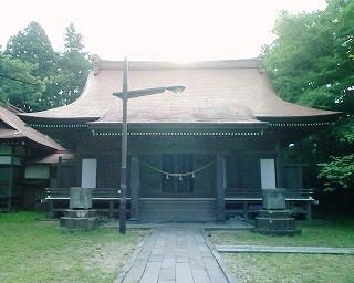 秋田_古四王神社