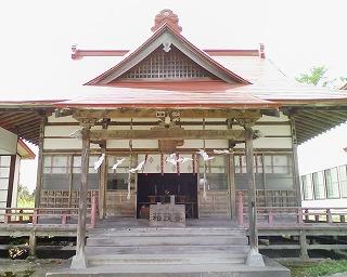 奥富士出雲神社