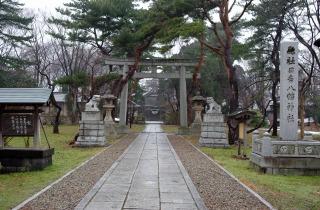日吉八幡神社_1_鳥居