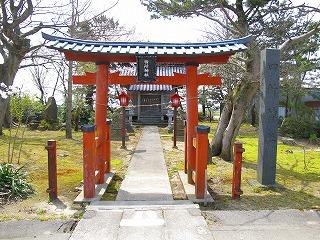 20100427_01_大多新田_四所神社_鳥居