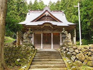 20100427_11_麓_飛澤神社_拝殿