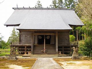 20100427_15_蕨岡_大物忌神社_拝殿