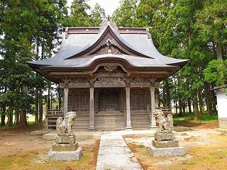 20100427_22_杉沢_熊野神社_拝殿