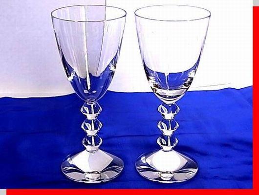 BACCARAT バカラ クリスタル ワイン グラス