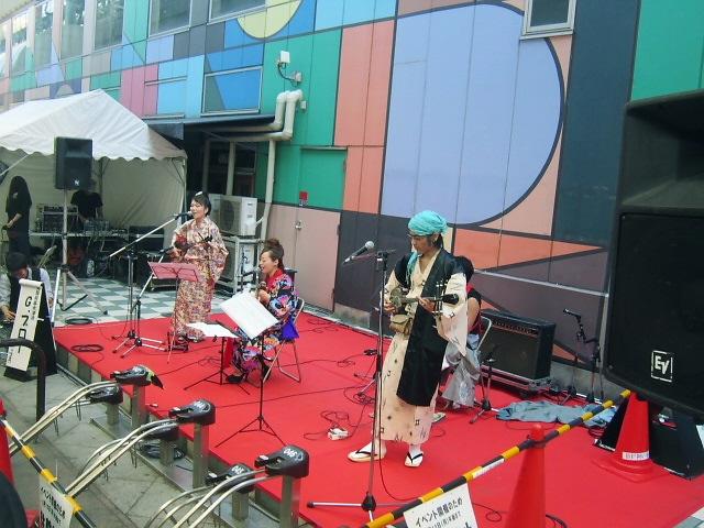 2014 新開地音楽祭 2日目 INA2011登場ヽ(^o^)丿