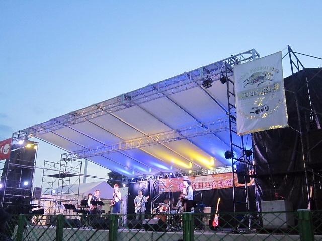 2014 新開地音楽祭フィナーレ 『新開地ジャジーナイト』 (^^♪