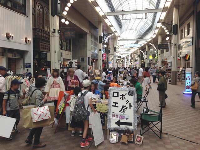 2014.5.24 元町クラフツアーケードに行ってきました。(^^♪