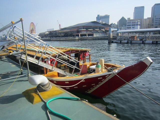 2014.6.1 神戸で屋形船ツアー♪ 神戸港~兵庫運河〔前編〕