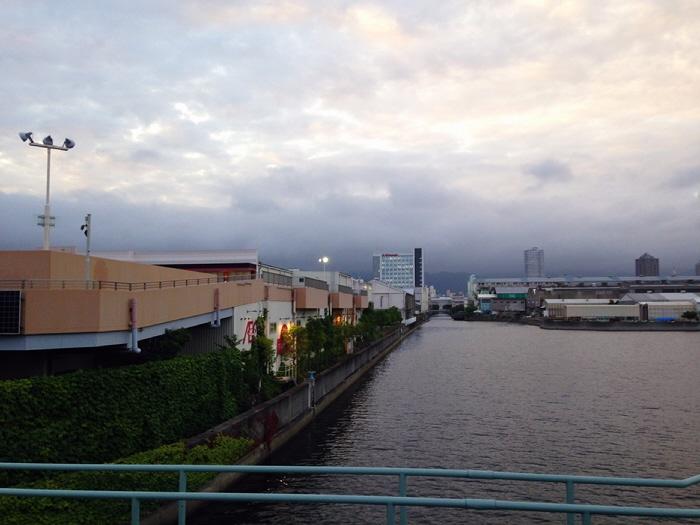 2014.7.6 お誕生会@かに道楽。神戸ハーバーに行きました!(^^)!