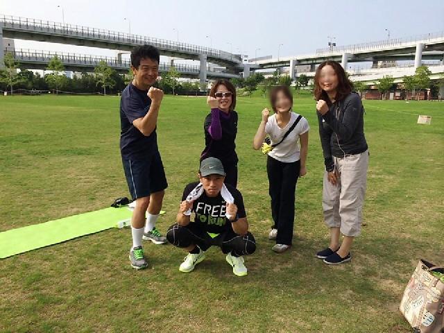 2014.7.20 3連休の朝活とマールの散髪ヽ(^o^)丿