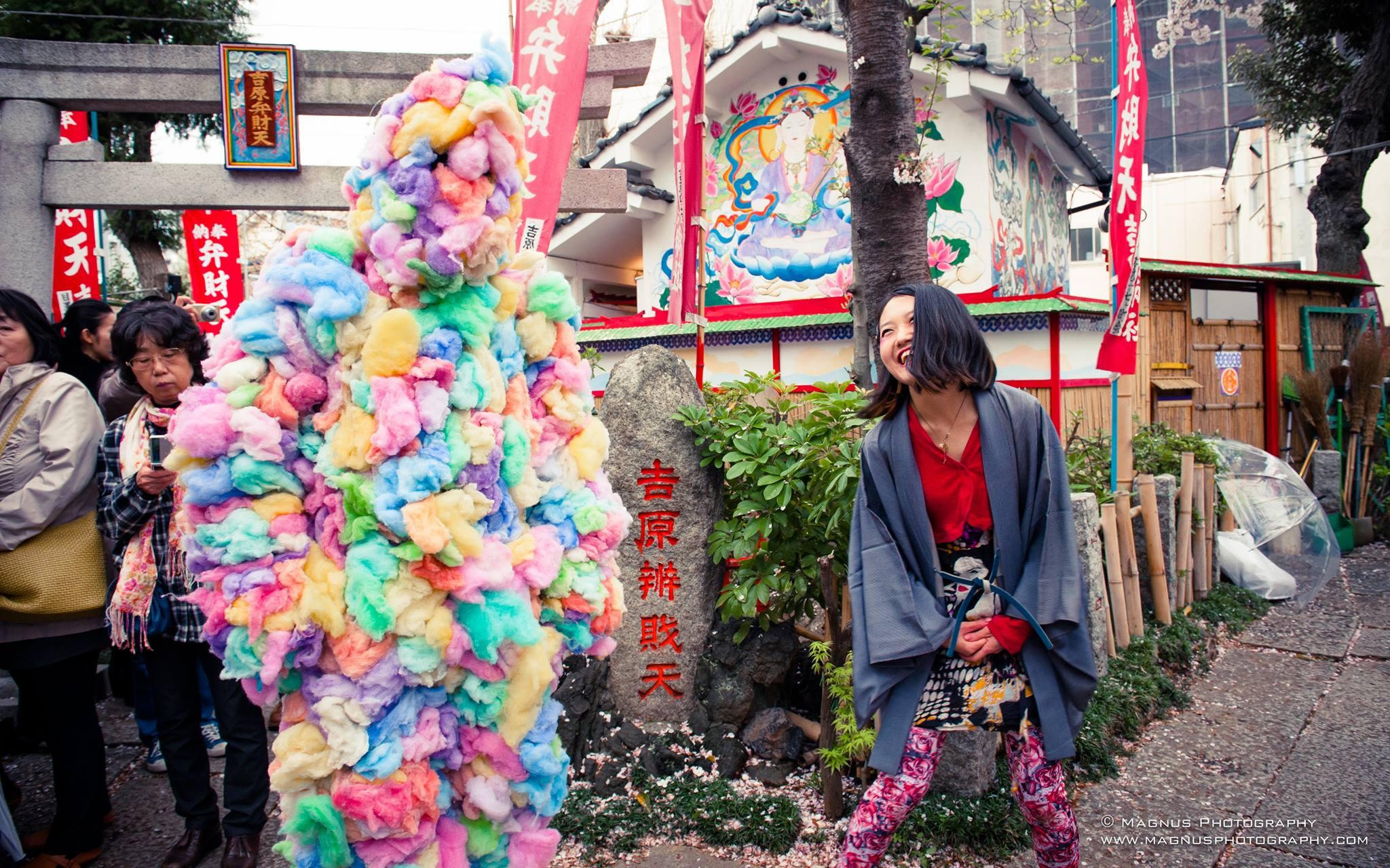 2014/8/31 Deco : Ichiko Funai