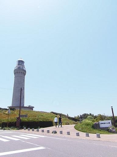 14518 角島灯台