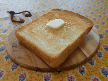 201408 ゆめちから山食 トースト1